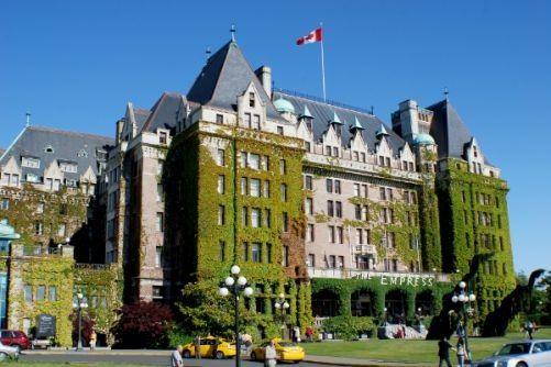 TOP INSTITUTIONS IN CANADA