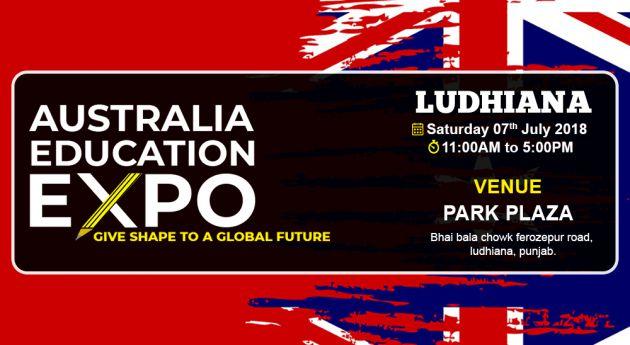Australia Education Expo Ludhiana August 2018 at Amritsar