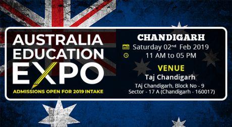 Australia Education Expo Chandigarh Feb 2019