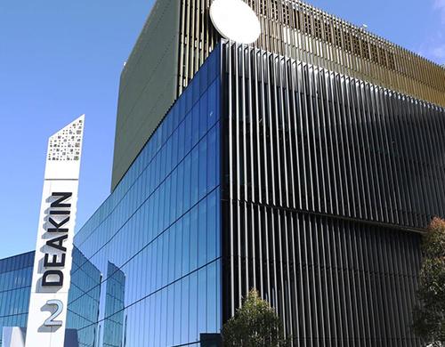 image of Deakin University Australia