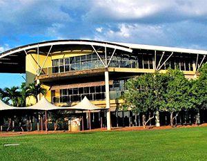 image of Charles Darwin University Australia