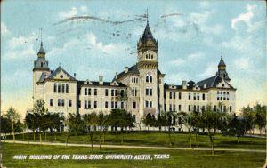 image of Texas State University United States