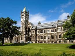 image of University of Otago New Zealand