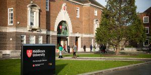 image of Middlesex University United Kingdom